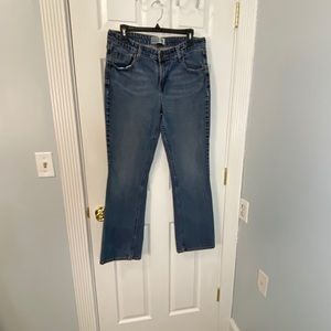 💋 Lee's Women's Low Rise Boot Cut Jeans Size 12